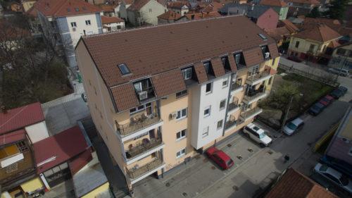MILA STANIŠIĆA BR. 2 ( CENTAR ČAČKA ) P+3 / 17 STANOVA